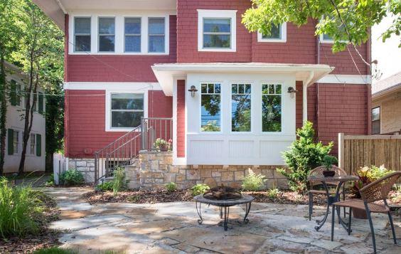 Plant Window Property Building Tree Table Door Fixture House Outdoor table