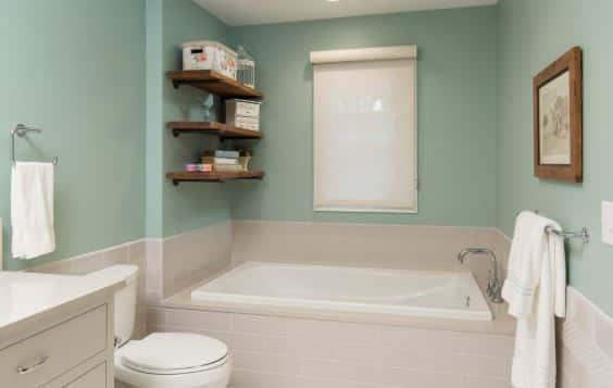 Bathtub Plumbing fixture Bathroom Fixture Interior design Floor Flooring Bathroom cabinet Wood Plumbing
