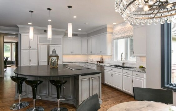 Property Cabinetry Furniture Countertop Building Table Kitchen Sink Wood Interior design